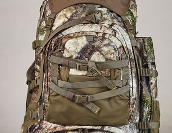 The perfect 3-day hunting pack durable, comfortable and spacious.