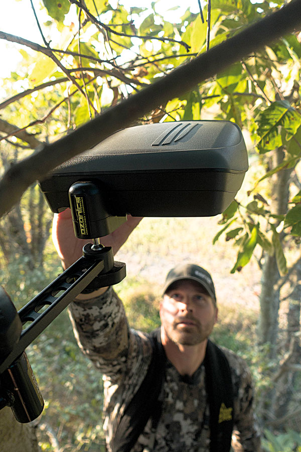 Can Scent-Covering Technology Fool a Whitetail'™s Nose?