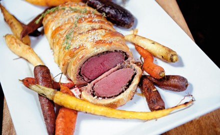 Elk Venison Wellington Recipe