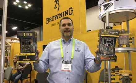 John Traywick with Browning Trail Cameras  Here are a few trail cam products that have caught our