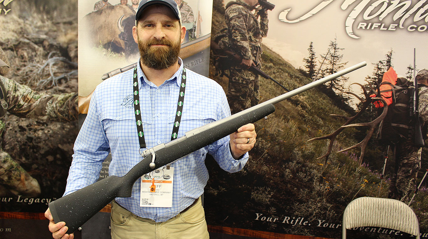 9 New 2018 Rifles for the Long-Range Hunter