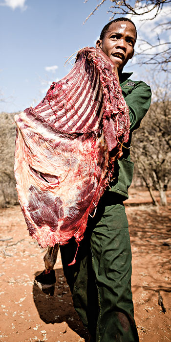 Namibia-Meat