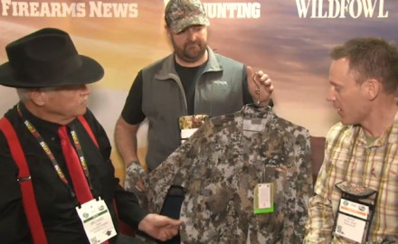 OSG's Michael Bane sits down with Sitka Gear's Chris Derrick to look at a couple products from the Equinox line, designed to provide some relief from the warmer months.