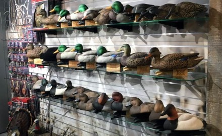 With the 2018 SHOT Show underway, here are a few new duck and goose hunting items from Las Vegas
