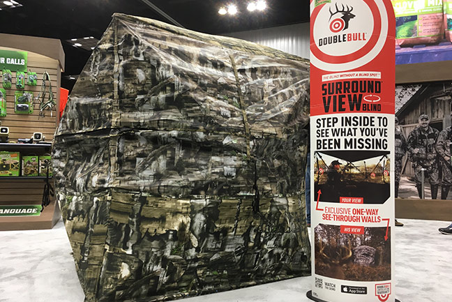 Air & Ground: Best New Treestand and Ground Blinds
