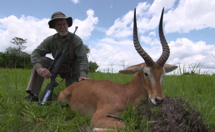 Craig Boddington is joined by Steve Hornady in Uganda where they have success with kob and bushbuck.