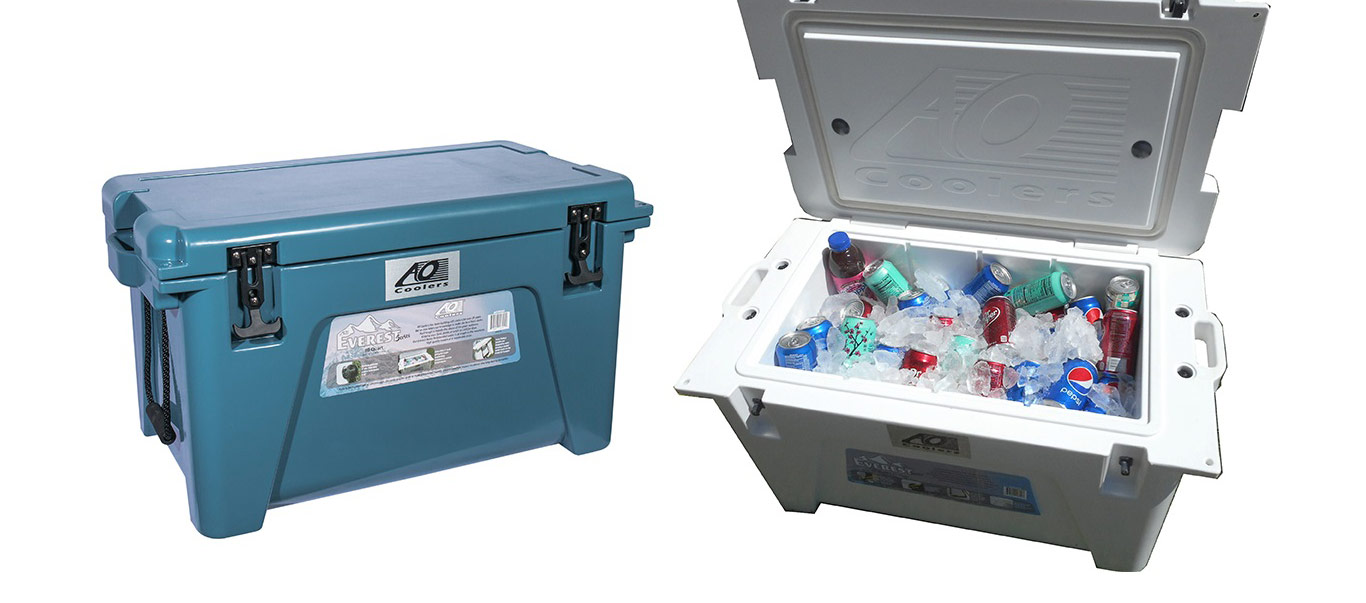 Everest Rotomolded Cooler