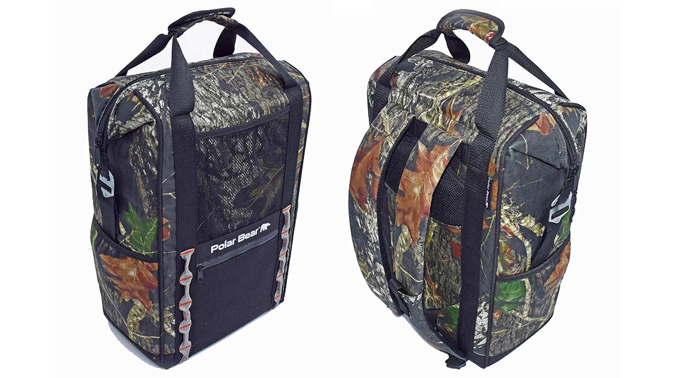 Mossy Oak Tracker Backpack Hunting Cooler