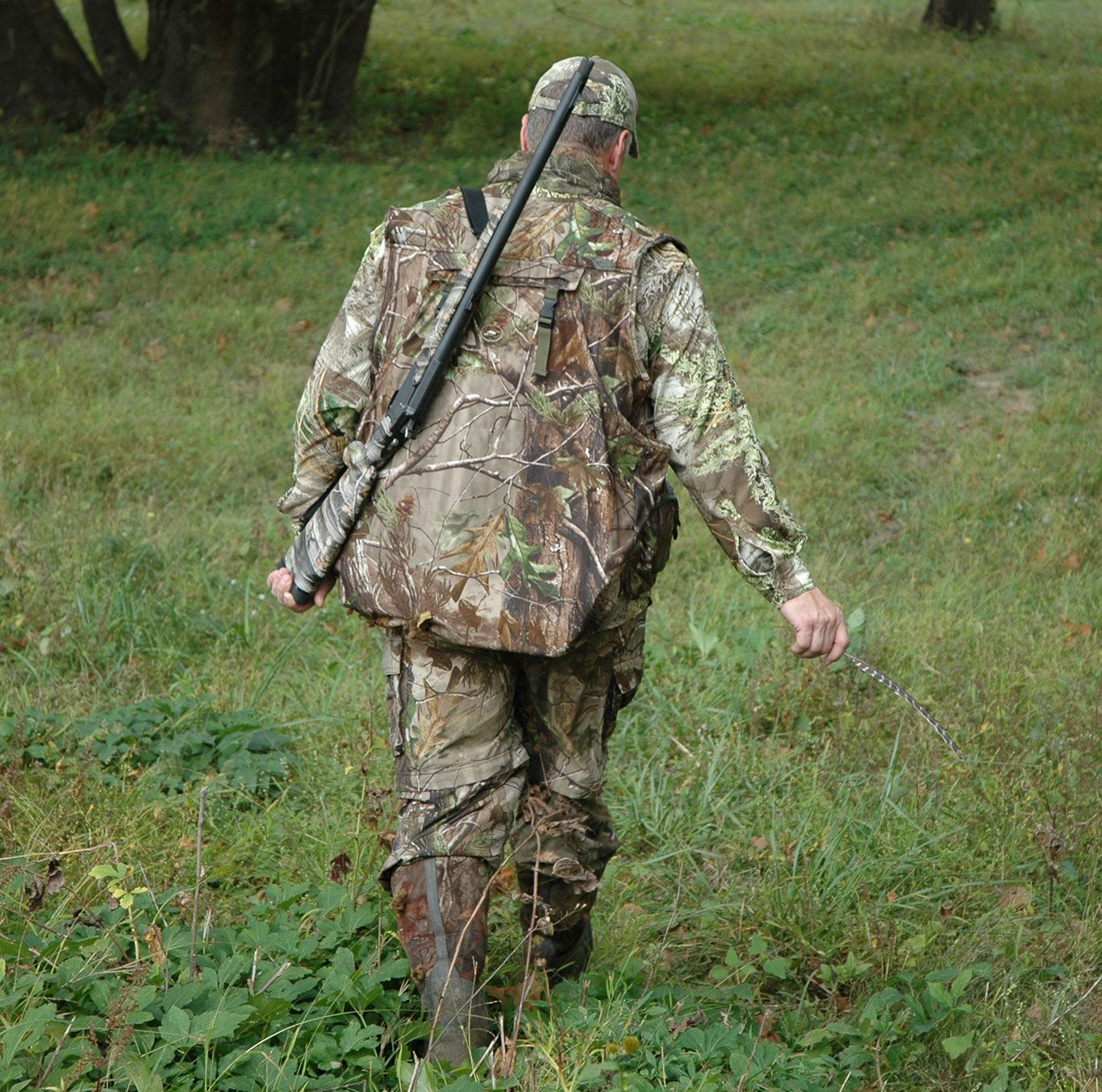 Figuring out the daily habits of the turkeys on your hunting ground comes down to putting several scouting principles to good use. (Lynn Burkhead photo)