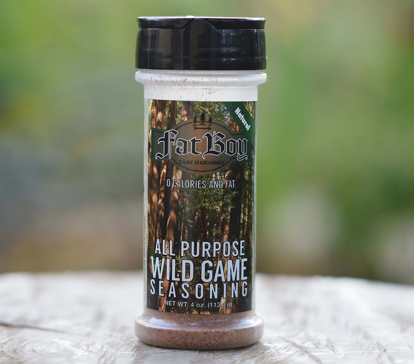 New All-Purpose Natural Wild Game Seasoning