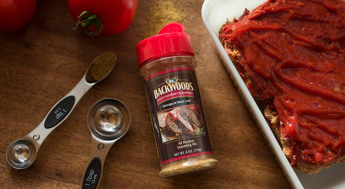 New Sausage & Meat Loaf Seasoning