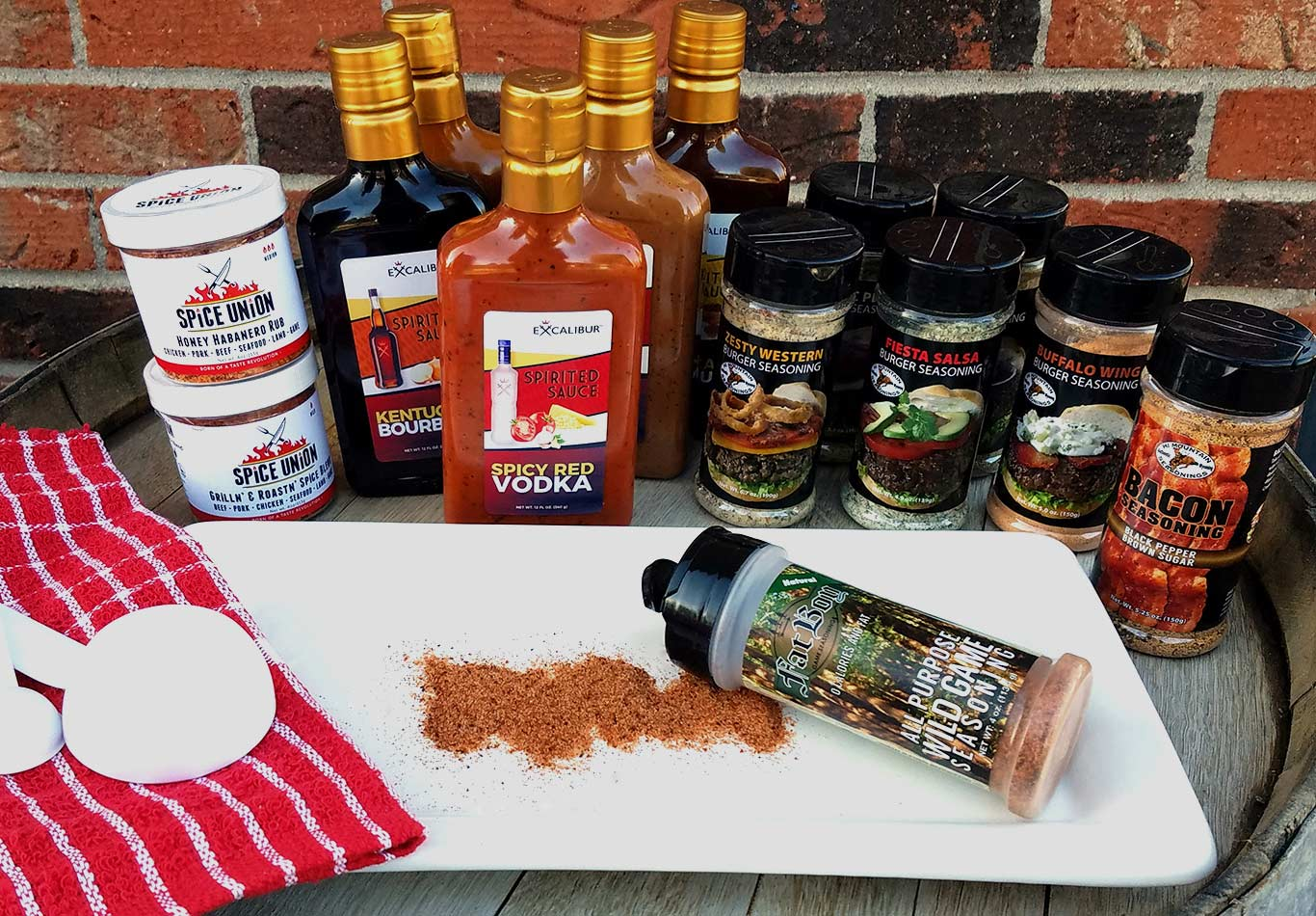 New Marinades and Seasonings for Wild Game Cooking