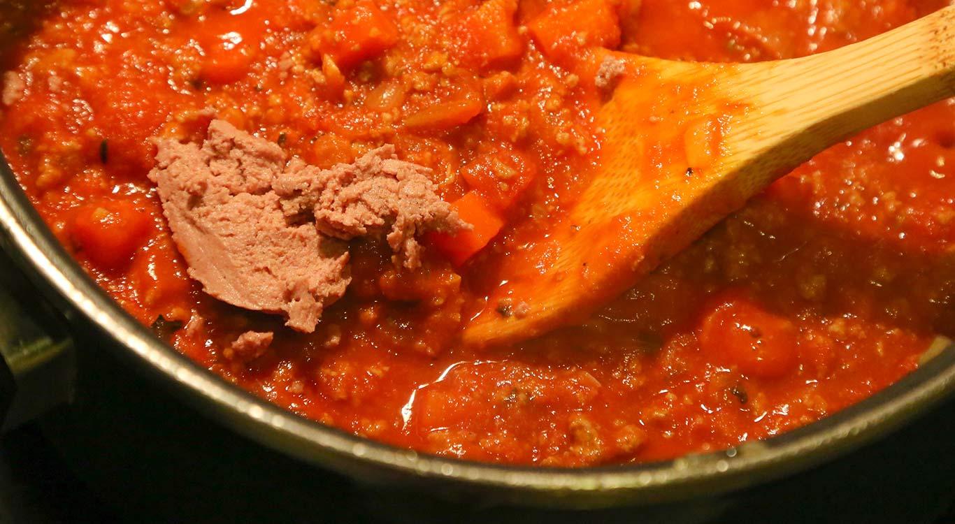 wild bolognese sauce pasta recipe pate