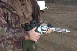 Cape Buffalo Wheelgun Hunt