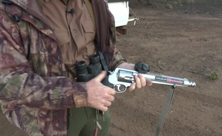 Craig Boddington is in South Africa searching for a Cape buffalo on his first handgun hunt for this