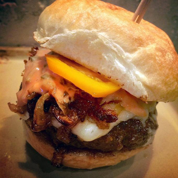 Antelope Venison Chorizo Burgers Recipe