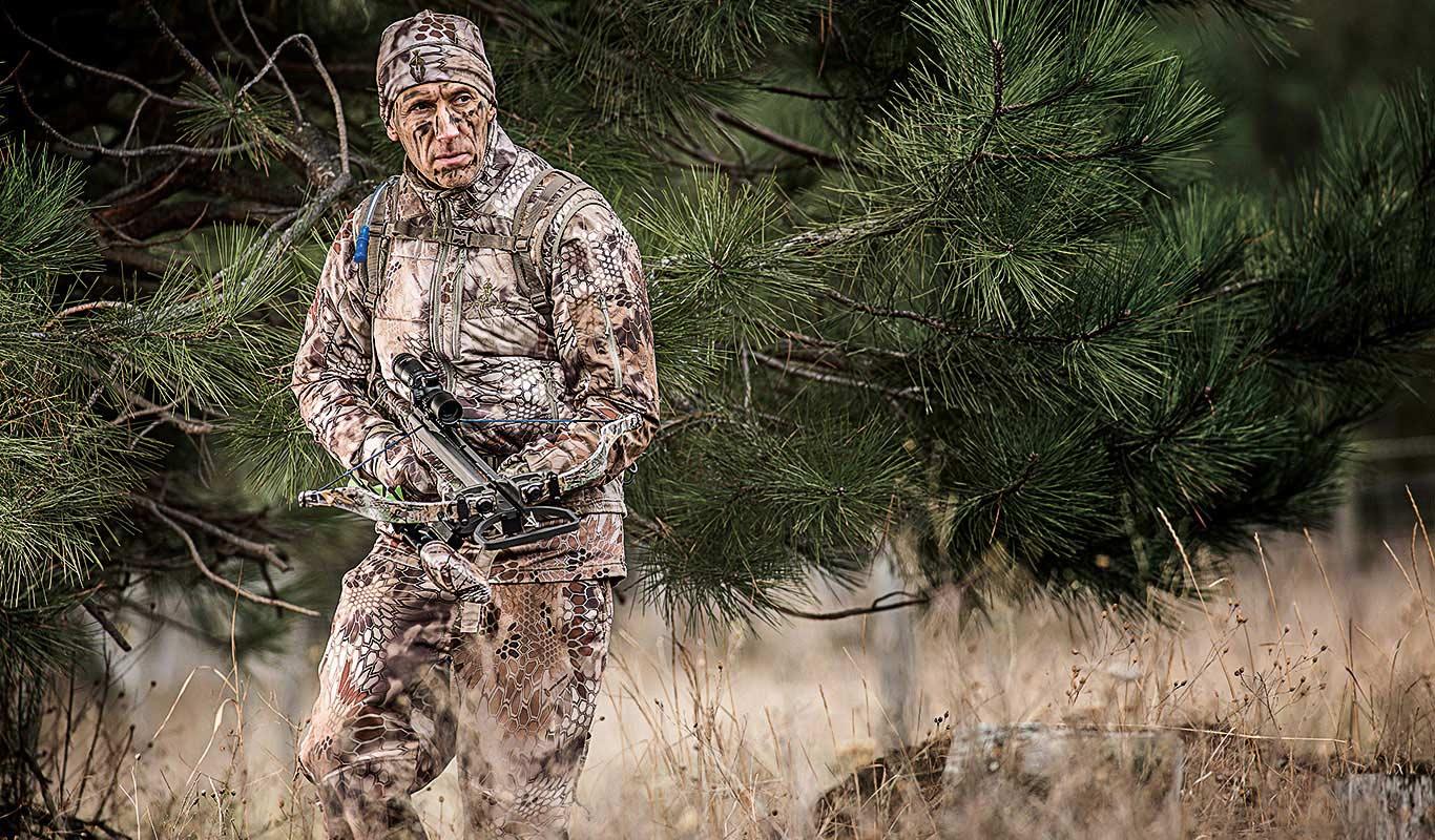 Hunting Inside the Perimeter