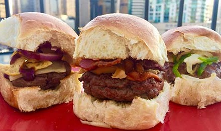 Three Unique Venison Slider Recipes