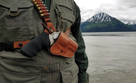 If you're spending time in the outdoors where you might encounter bears, carry one of these guns.