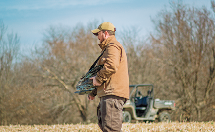 To draw in the whitetails, follow this beginner's guide to food plots.