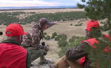 The Petersen's Hunting crew meets up with Fred Eichler to hunt elk on the high plains of Colorado.