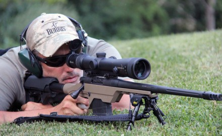 No matter what type of shooting is your preference, the Burris Eliminator III is built to extend your range.
