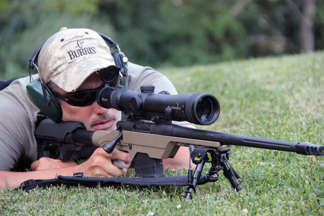 Extend Your Range with the Burris Eliminator III
