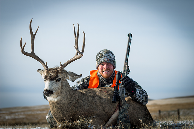 How to Build a Deadly 200-Yard Muzzleloader