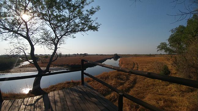 Namibia river