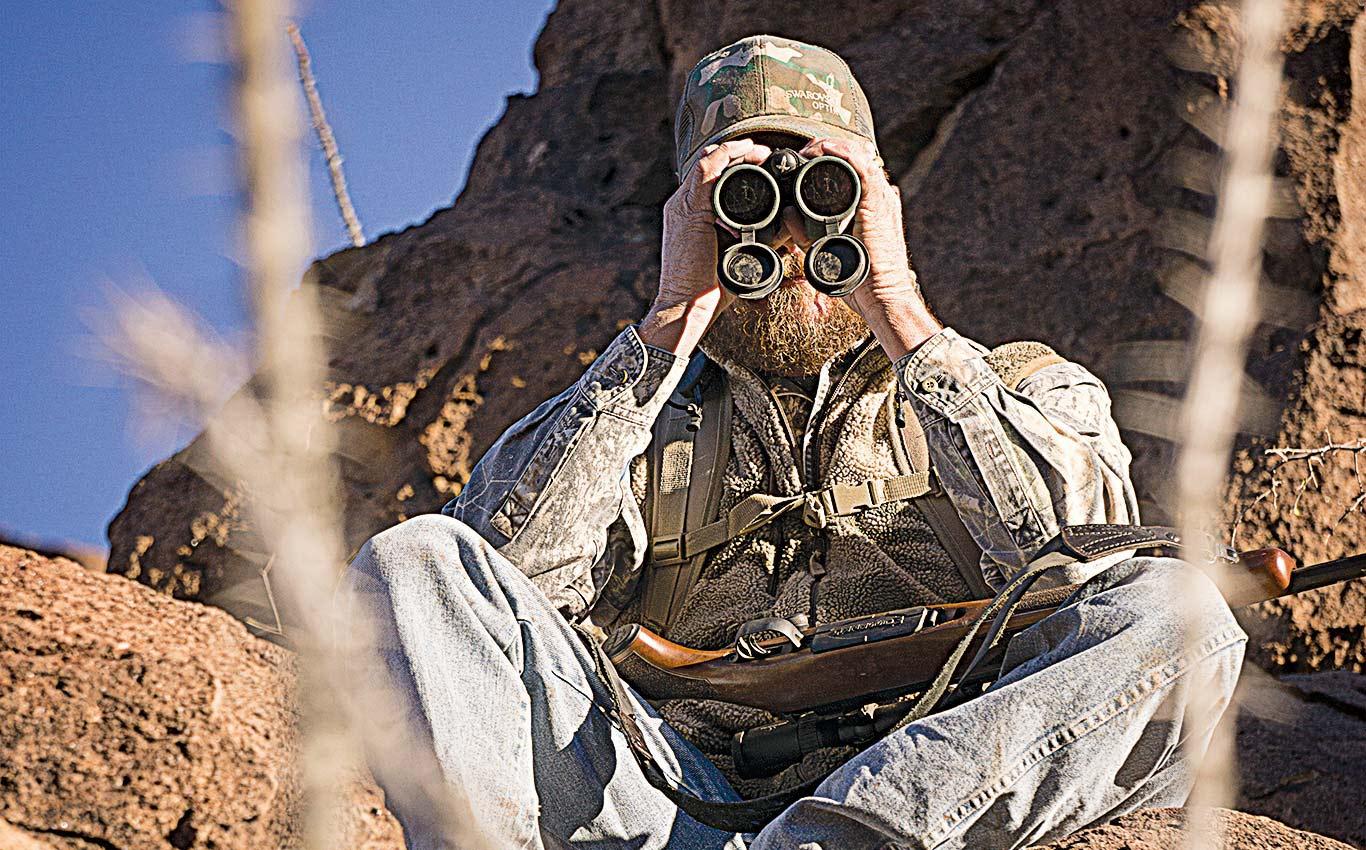 Adventures in Aoudad Hunting