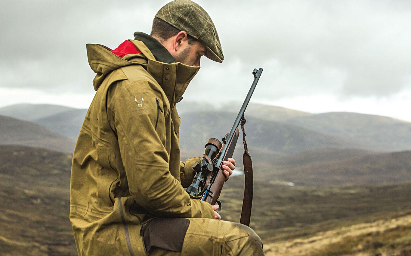 Highland Stalking
