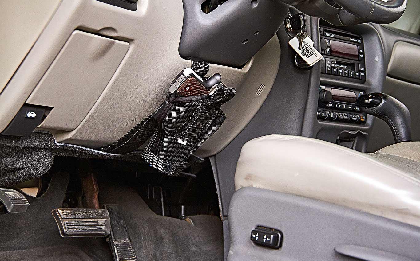 Vehicle Gun Mounts
