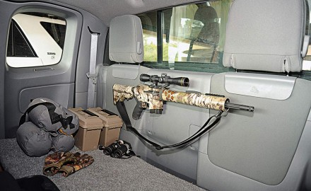 Check out our picks for the best gun mount and storage options for your rig!
