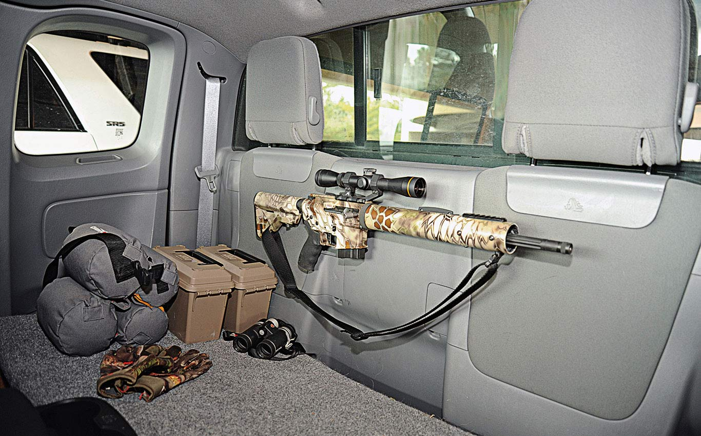 Vehicle Gun Mounts