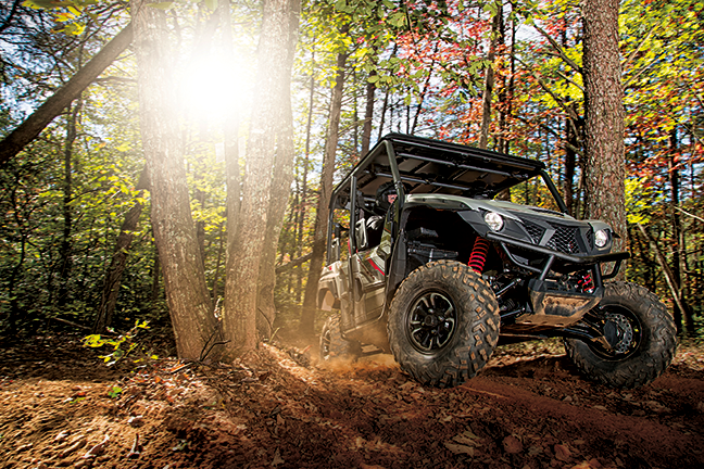 2018 UTV Buyer's Guide
