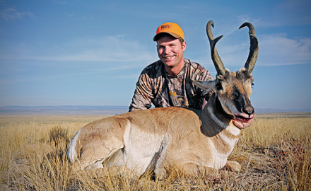 It can be tough to mentally score a live antelope on the fly. Check out these tips for choosing a worthy trophy.