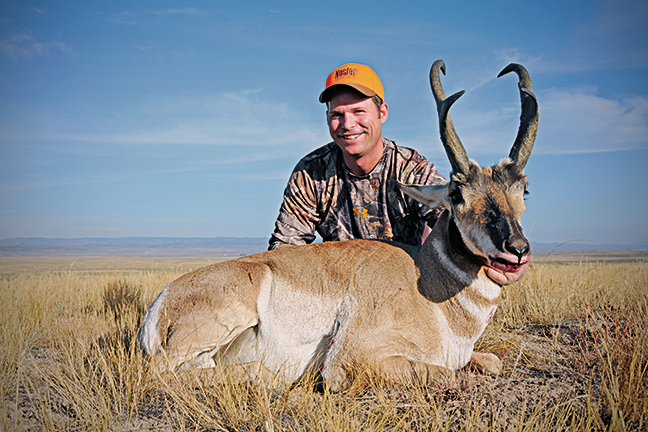 How to Field Judge a Pronghorn