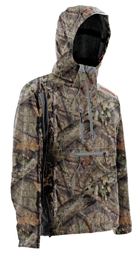 Nomad Cottonwood jacket