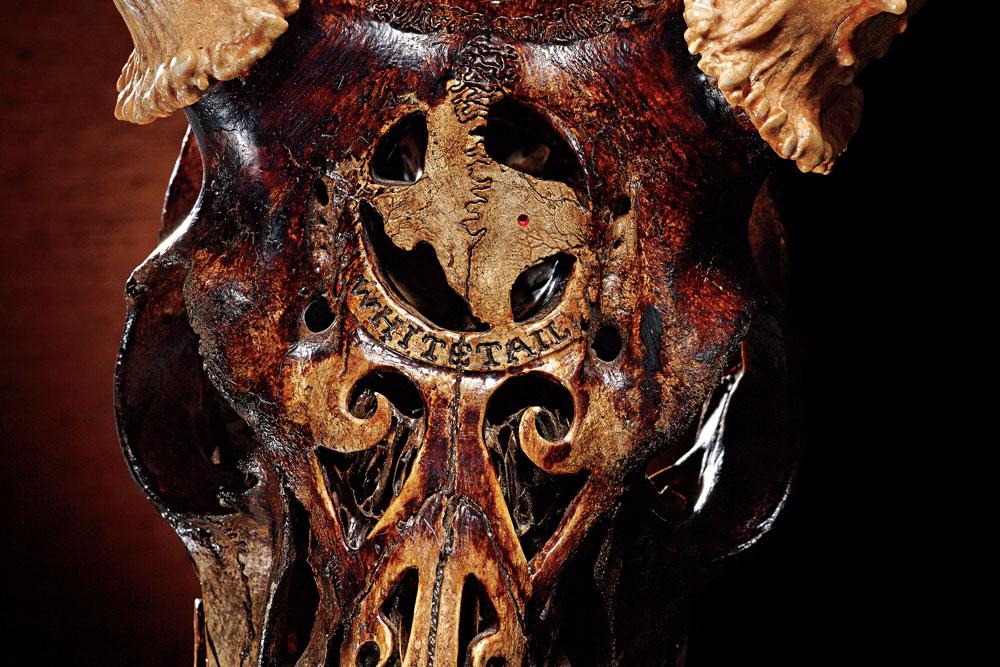 Carved In Bone A Look Inside S O B Skulls