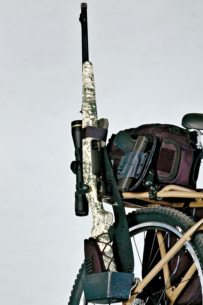 The Ultimate Hunting E Bike