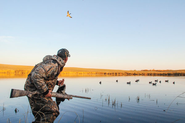 Duck Hunting Etiquette