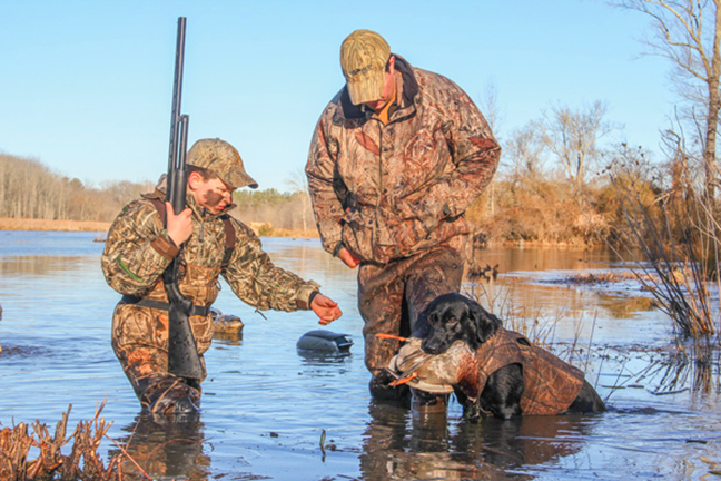 Waterfowl Duck Hunting Manners