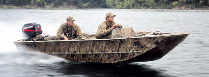 By Guillermo Gastelo    A duck hunter and his boat are inseparable. Whether hunting
