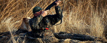 Products for the avid waterfowler.