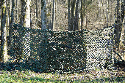 Camo Unlimited Ground Blind
