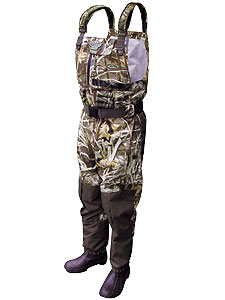 By Patrick Meitin    The EST Eqwader Wading System is a breathable chest wader, and