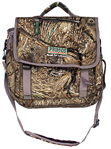 By Bob Humphrey    The Primos Field Bag keeps gear dry and is easy to carry. It lays