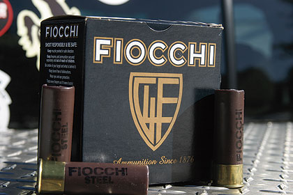 By Ryan Hamre    Fiocchi loaded shotshells are available in a flexible range of iron