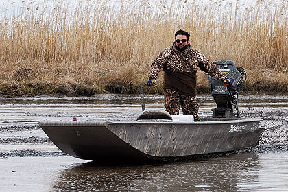 By Paul Wait    Gator-Tail Xtreme Series boats are designed for superior handling