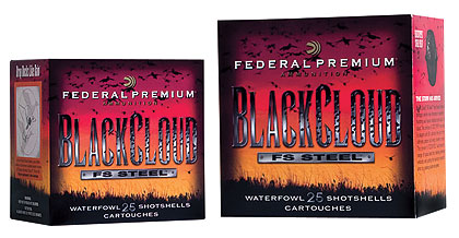 By Ryan Hamre    For 2009, Federal is extending its popular Black Cloud product line